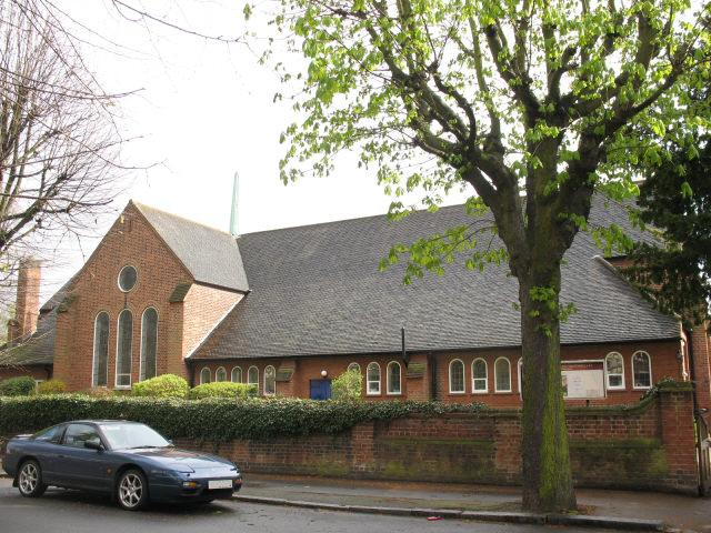 Church of the Good Shepherd, Handen Road, Lee