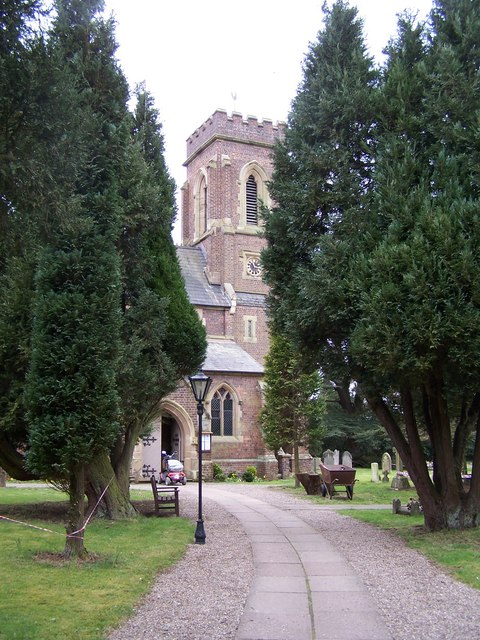 St. Peter's Cookley.
