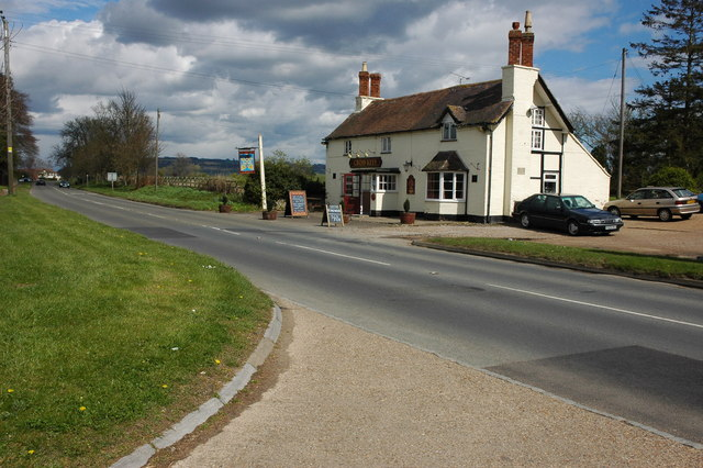 The Cross Keys, Bredon's Hardwick
