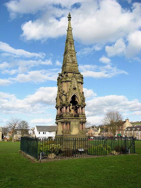 The Leyden Monument