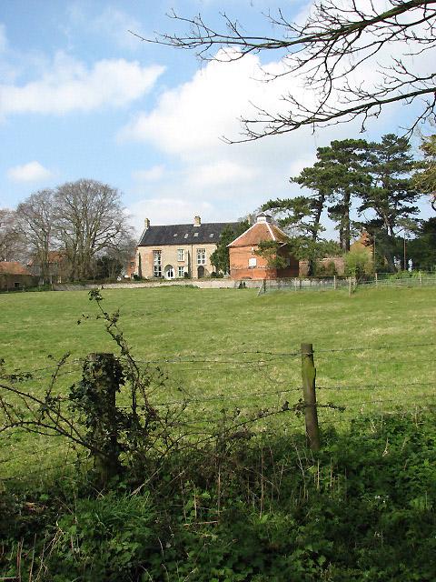 Thornage Hall