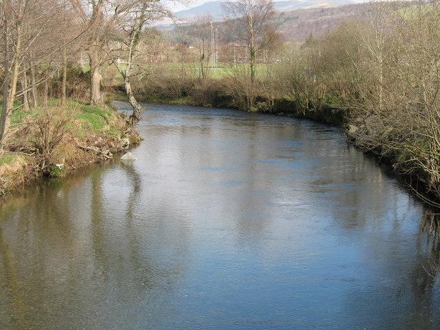 River Wnion Dolgellau