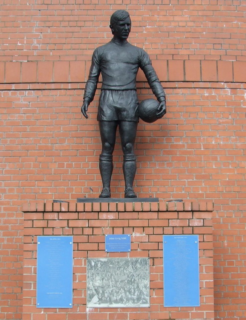 1971 Ibrox Stadium Disaster Memorial