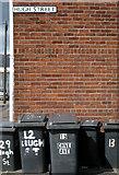 J3271 : Hugh Street, Belfast [2] by Rossographer