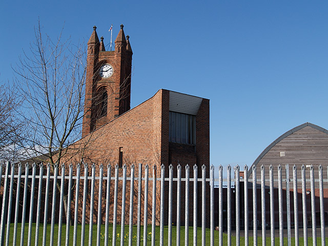 Church of the Holy Trinity, North Ormesby