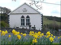 ST1897 : Penmain Chapel by Robin Drayton