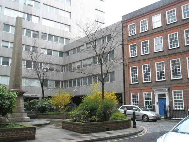 Press Complaints Commission in Salisbury Square