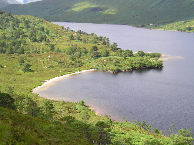 Camgaraidh Bay by Will Anderson