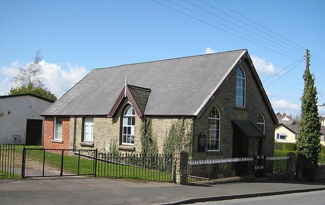 Salem Free Church, Park Road, Berry Hill