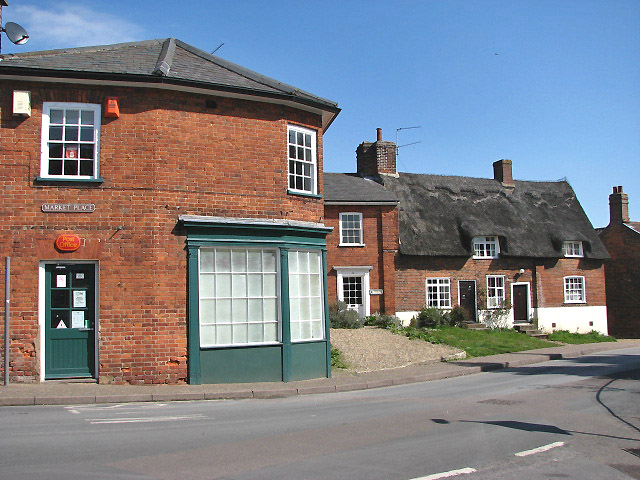 The Post Office on Market Place