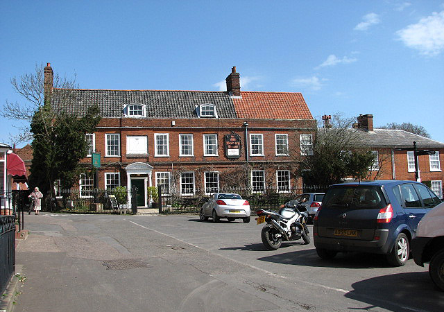 The Old Brewery House