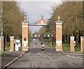 SU8363 : Gateway to Wellington College by Diane Sambrook