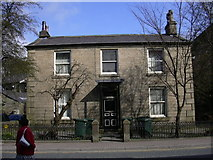SD8122 : Parsonage, Bacup Road by Robert Wade