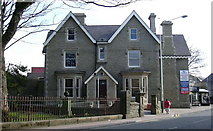 SD8122 : Wesley House, Bacup Road by Robert Wade
