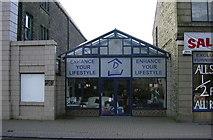 SD8122 : Dormus Furniture Shop, Bacup Road by Robert Wade