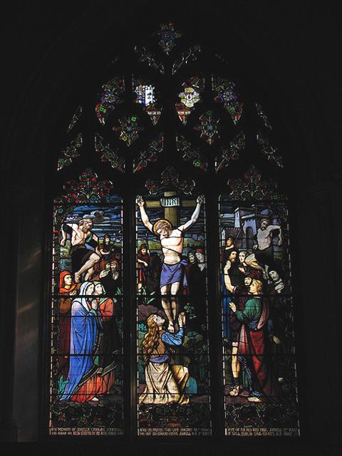 St Mary's church - east window