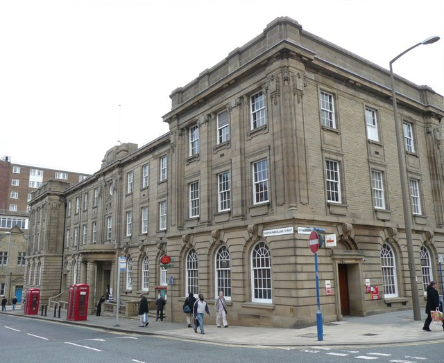 The Head Post Office, Northumberland Street, Huddersfield