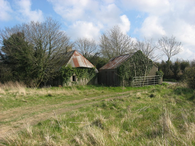 Cottage at Rath, Co. Dublin