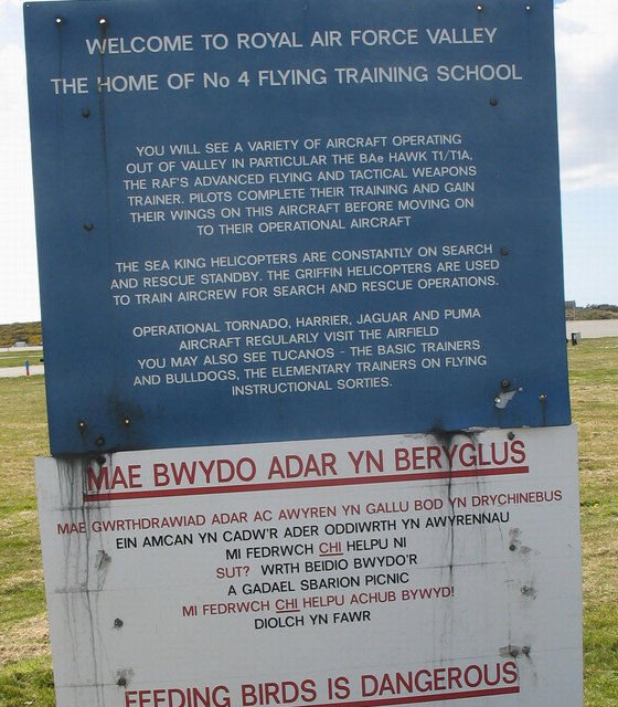 What to see at RAF Valley
