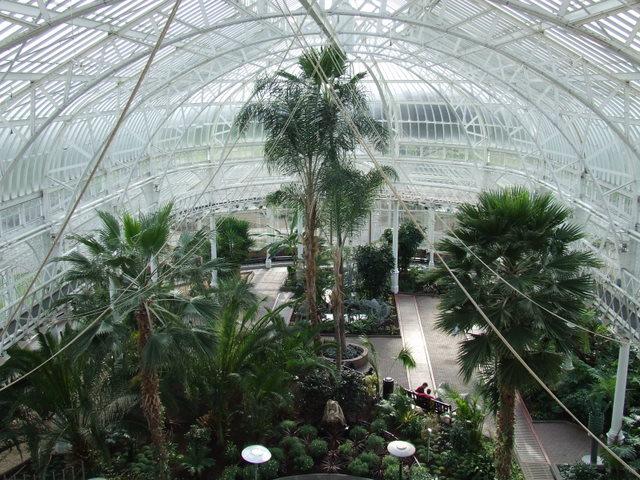 People's Palace Winter Garden