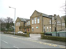SE0511 : Junior School, Manchester Road A62, Marsden by Humphrey Bolton