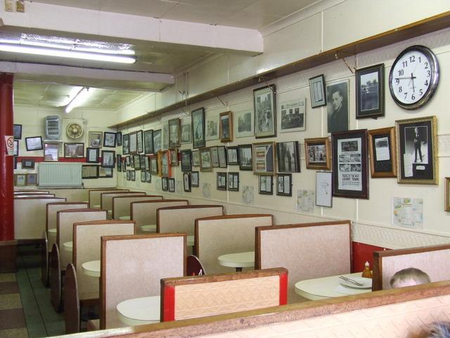Val D'Oro Restaurant at Glasgow Cross