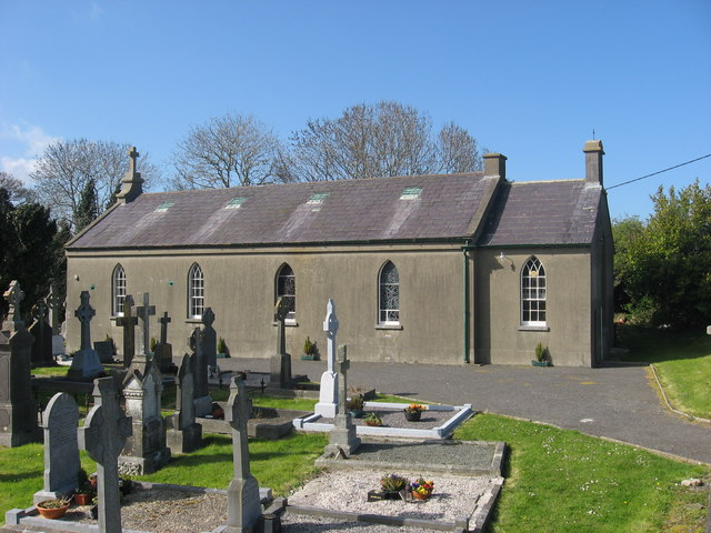 St. Mary's Church, Balscaddan