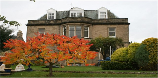 The Bank House, Coldstream