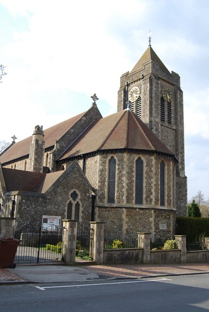 St Lukes Church, Tunbridge Wells