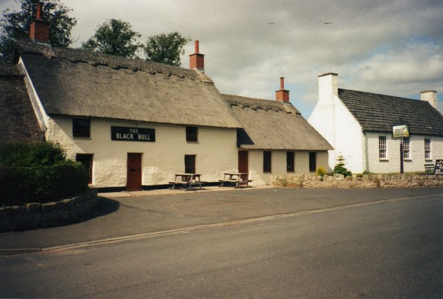 The Black Bull, Etal