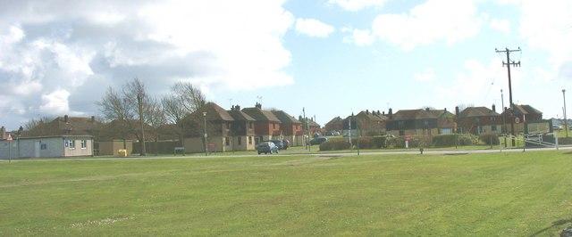 MOD housing estate, RAF Valley