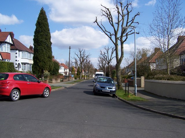 Sutherland Road, Goldthorn Park.
