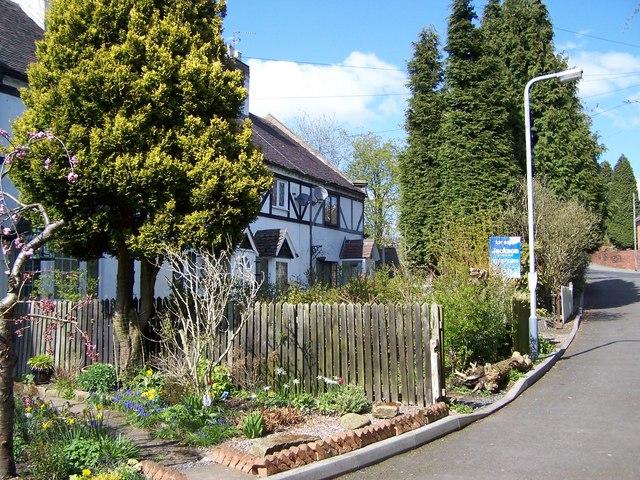 Ryecroft Cottages, Coton Road.
