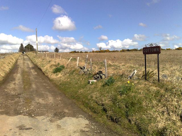 Cottown Farm Road