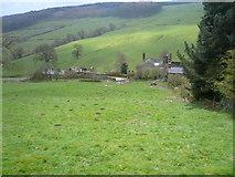 SK2468 : Calton Houses and Barn View by Alan Heardman