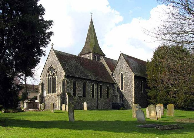 St Catherine's Church, Preston next Faversham, Kent