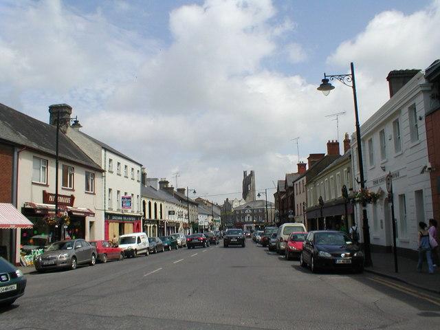 Town centre, Trim