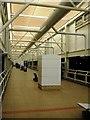 TL4545 : Central walkway - Land Warfare Hall, Duxford by Sandy B