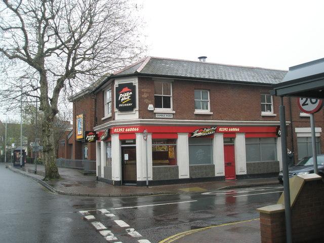 Pizza Hut On Corner Of Kingston Crescent Basher Eyre