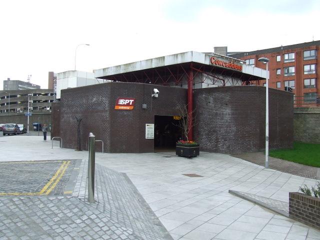 Cowcaddens subway station