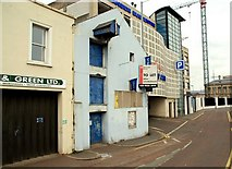 J3474 : No 9 Donegall Quay, Belfast by Albert Bridge