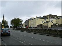 SH4862 : Y Celt, Caernarfon by Eirian Evans