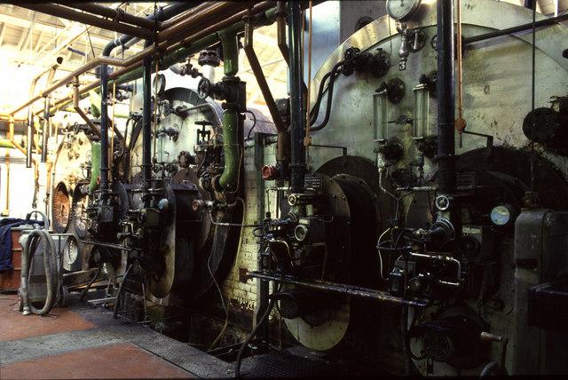 Glenside Hospital boiler house