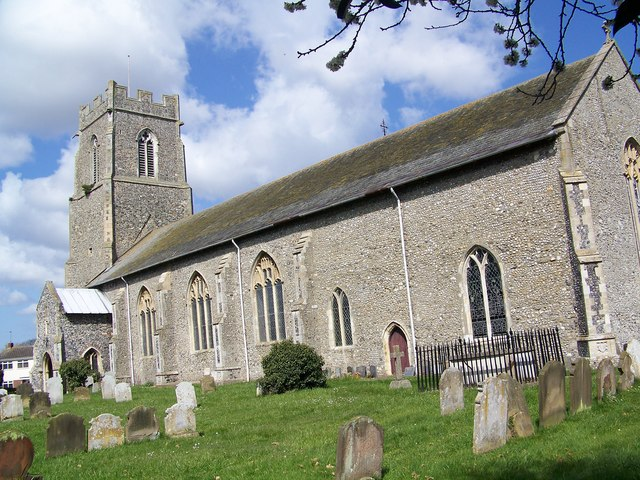 Church of St Mary the Virgin, Hemsby