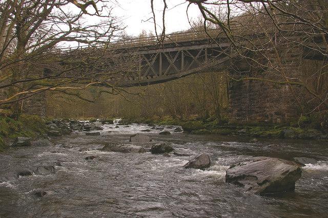 Greta bridges – Bridge 2
