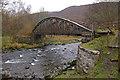 NY2924 : Greta bridges – Bridge 4 by Ian Capper