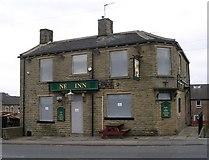 SE1527 : New Inn - Huddersfield Road by Betty Longbottom