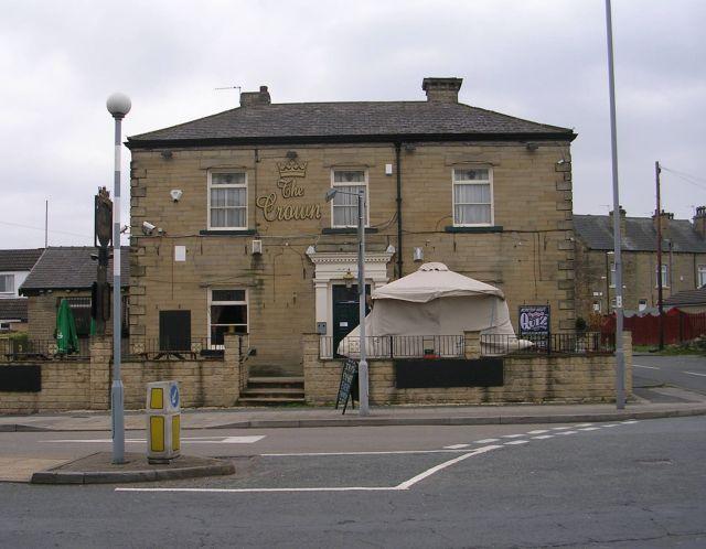 The Crown - Huddersfield Road