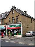 SE1527 : Wyke Post Office - Towngate by Betty Longbottom