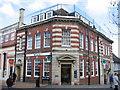 SU6351 : Lloyds Bank - Basingstoke by Logomachy